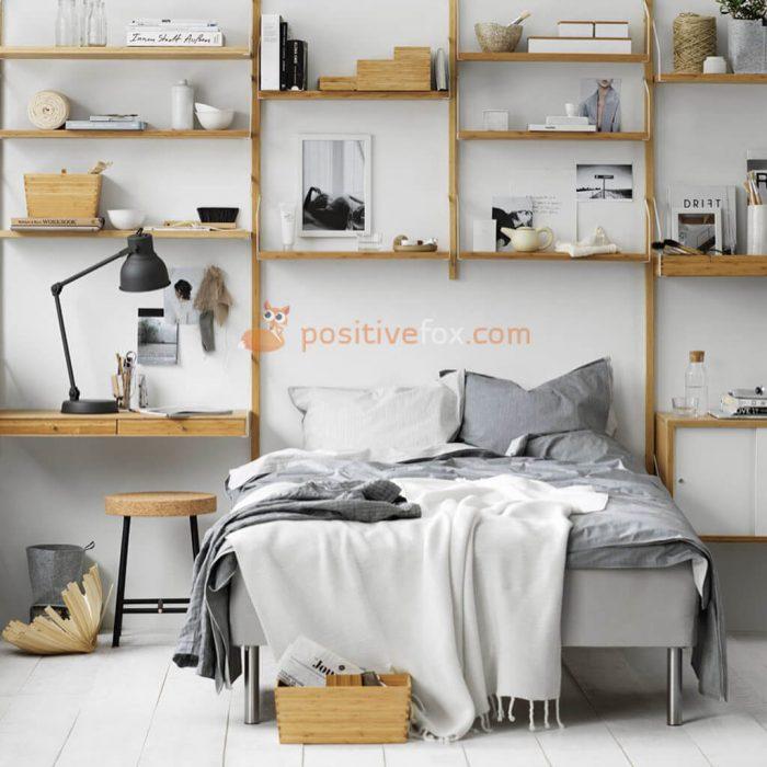 Scandinavian Style Bedroom Furniture