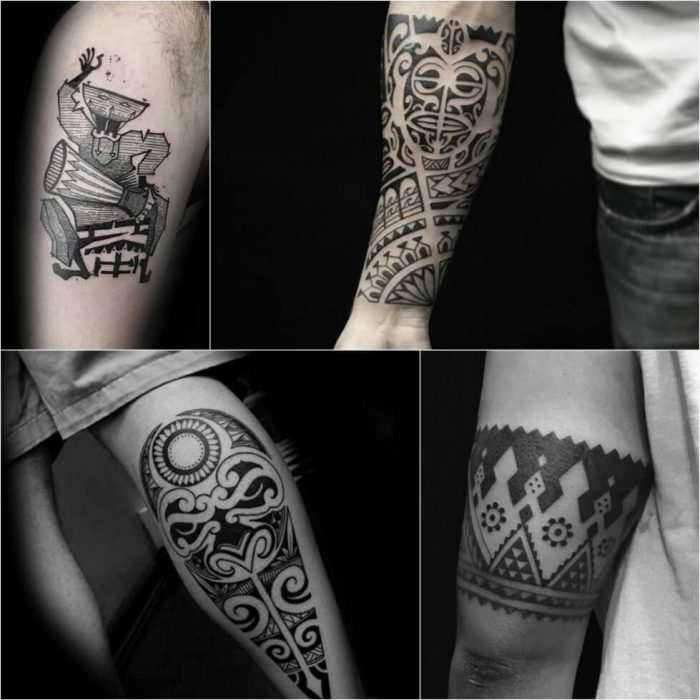 Tribal Tattoos. Tribal Tattoo Designs. African Tribal Tattoos