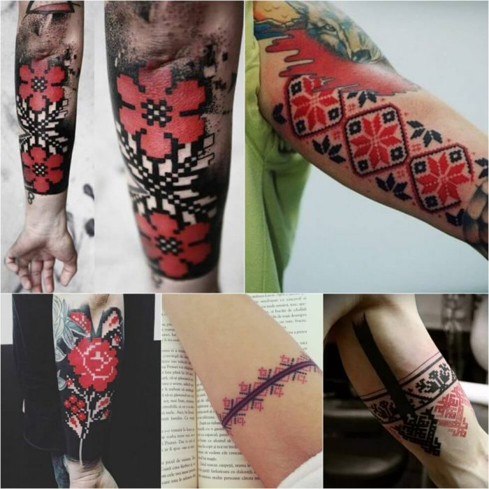 Tribal Tattoos. Tribal Tattoo Designs. Slavic Tribal Tattoos