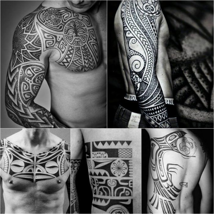 Tribal Tattoos. Tribal Tattoo Designs. Tribal Tattoo Ideas