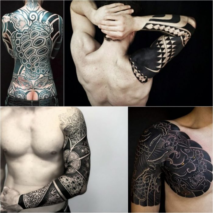 Tribal Tattoos. Tribal Tattoo Designs. Tribal Tattoos for Men