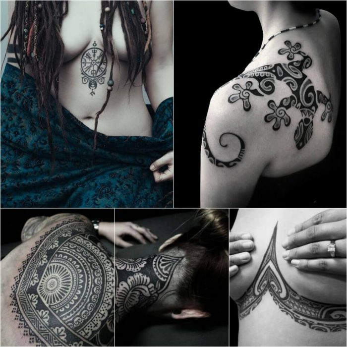 Tribal Tattoos. Tribal Tattoo Designs. Tribal Tattoos for Women