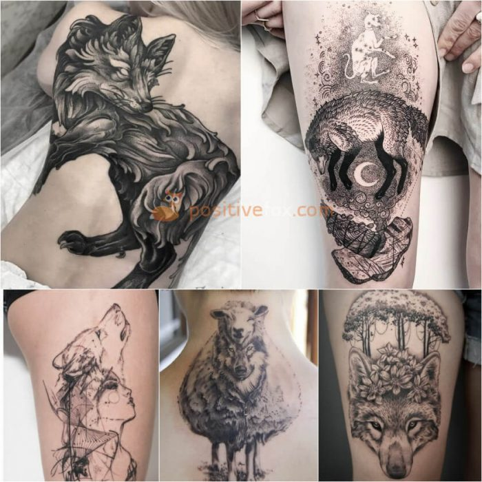 Wolf-Tattoo.-Wolf-Tattoo-Designs.-Wolf-Tattoo-for-Women