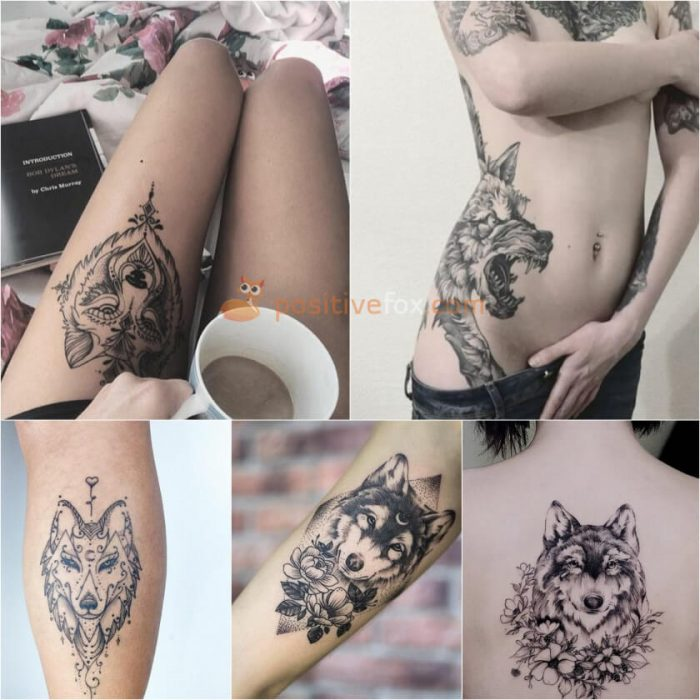 Best 100+ Wolf Tattoo Ideas