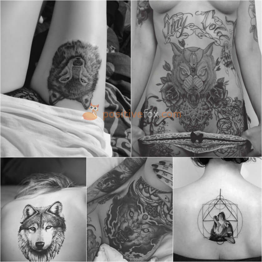 Wolf Tattoo Design Ideas For Men And Woman: Best 100+ Wolf Tattoo Ideas