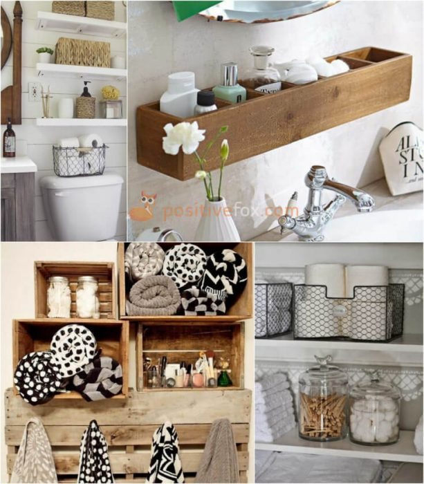 Bathroom Storage Ideas. Home Storage Ideas