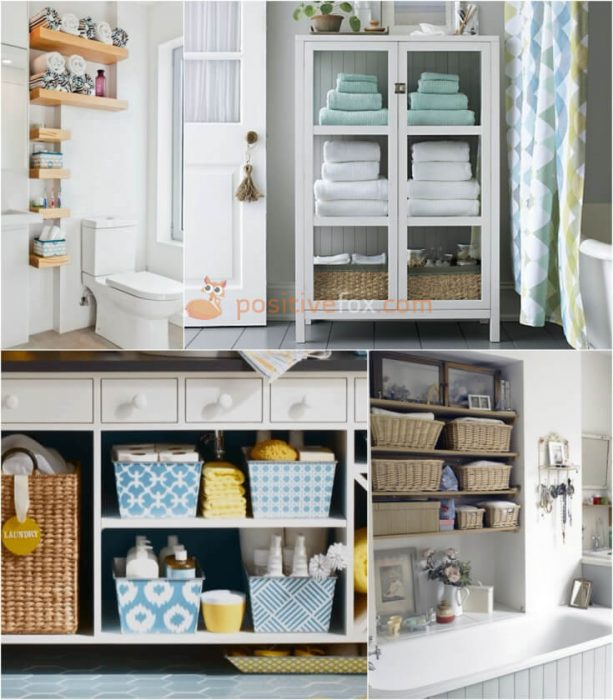 Bathroom Storage Ideas. Home Storage Ideas