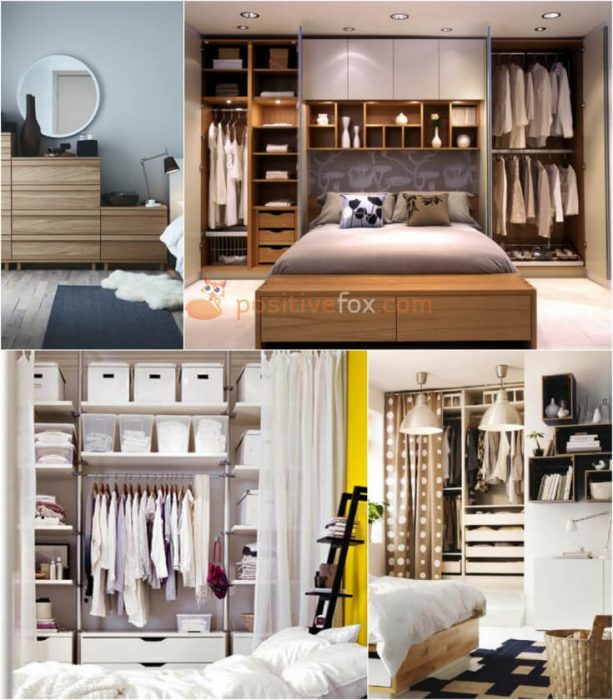 Bedroom Storage Ideas. Home Storage Ideas