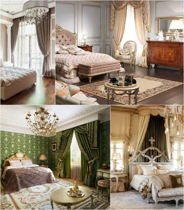 Classic Bedroom Decor. Classic Bedroom Design Ideas