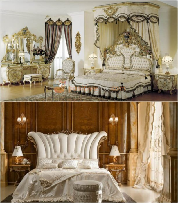 Classic Bedroom Decor. Classic Bedroom Design Ideas