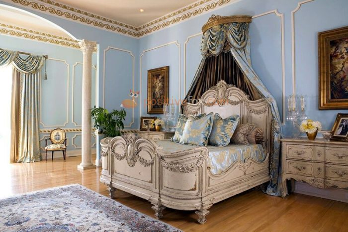 Classic Bedroom Design. Classic Bedroom Interior Design Ideas
