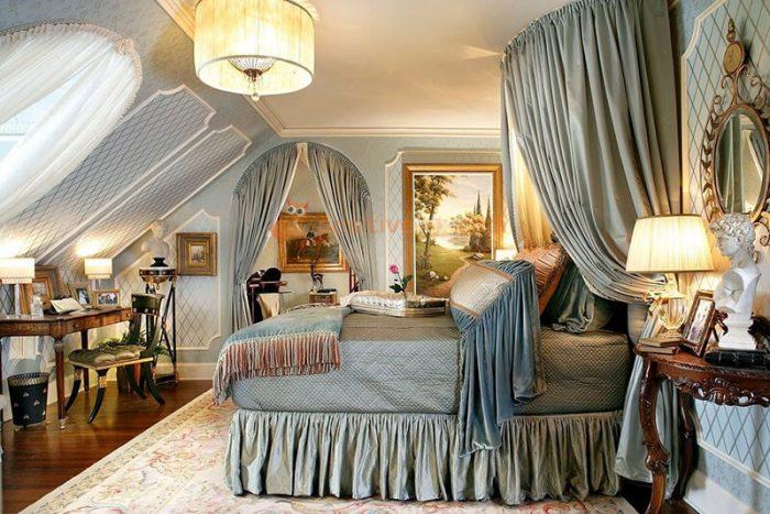 Classic Bedroom Design. Classic Bedroom Interior Design Ideas