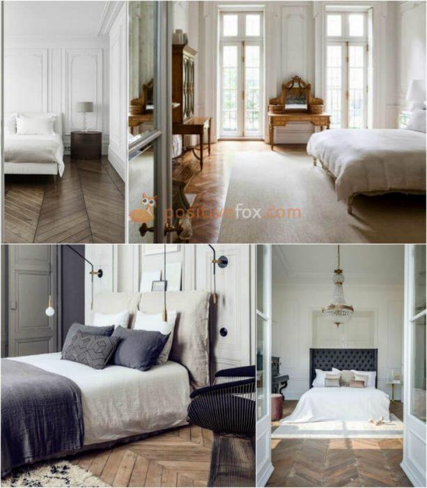 Classic Bedroom Flooring. Classic Bedroom Design Ideas