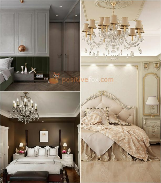 Classic Bedroom Lighting. Classic Bedroom Design Ideas