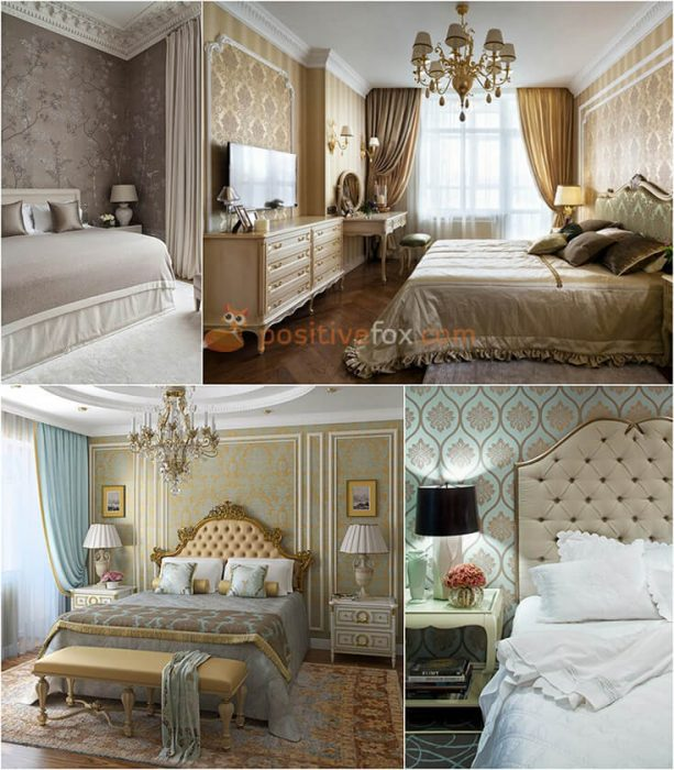 Classic Bedroom Wallpapers. Classic Bedroom Design Ideas