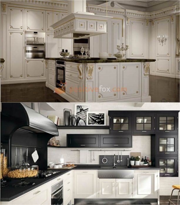 Classic Kitchen Ideas. Kitchen Interior Design