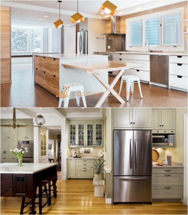 Cork Flooring Kitchen. Kitchen Flooring Ideas