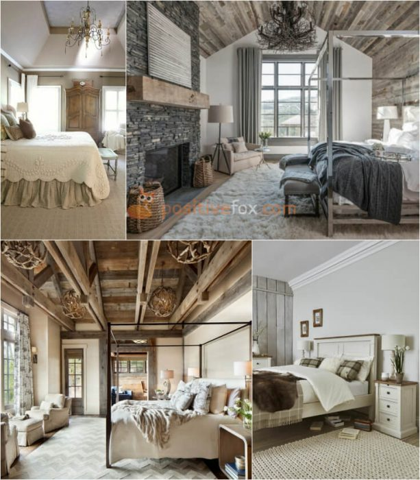 Country Bedroom Colors. Rustic Bedroom. Country Interior Design