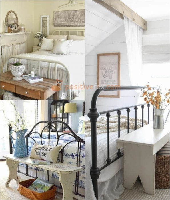 Country Bedroom Furniture. Rustic Bedroom. Country Interior Design