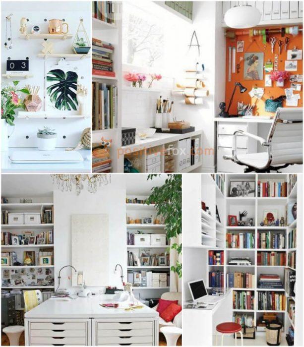 Desk Storage Ideas. Home Storage Ideas