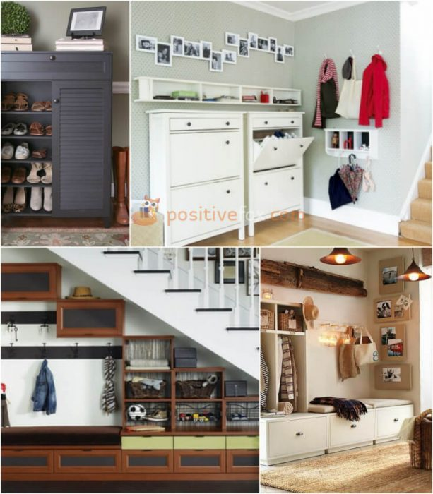Entryway Storage Ideas. Home Storage Ideas