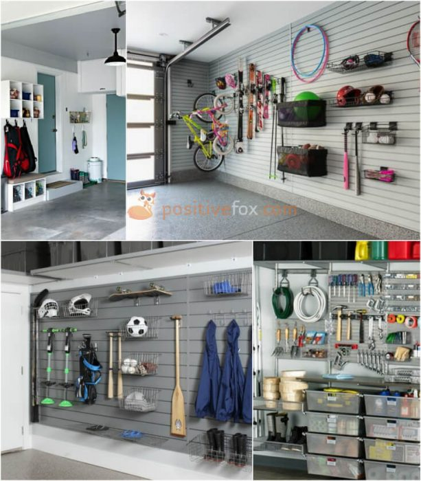 Garage Storage Ideas. Home Storage Ideas