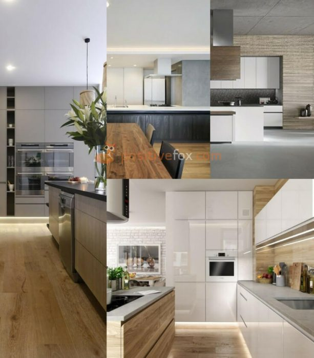 High Tech Kitchen. High Tech Interior Design Ideas