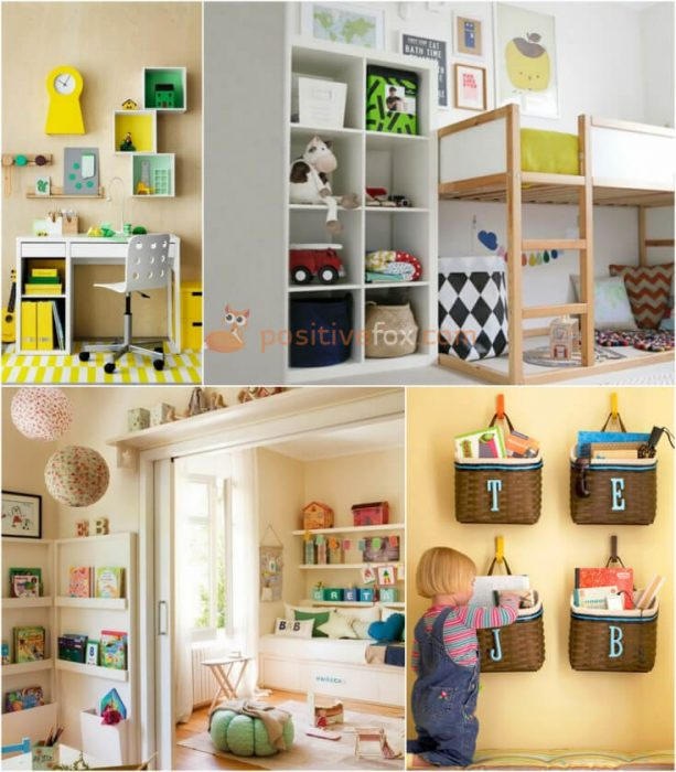 Kids Room Storage Ideas. Home Storage Ideas