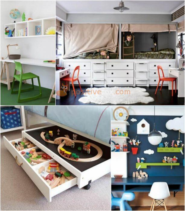 Kids Room Storage Ideas. Home Storage Ideas