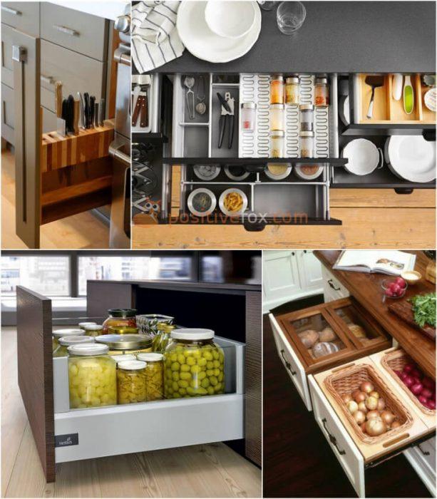 Kitchen Storage Ideas. Home Storage Ideas