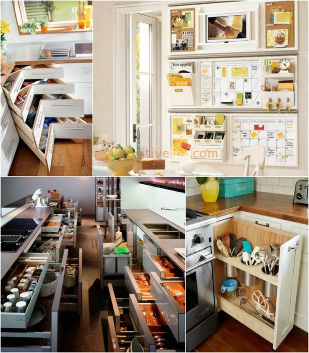 Kitchen Storage Ideas. Home Storage Ideas