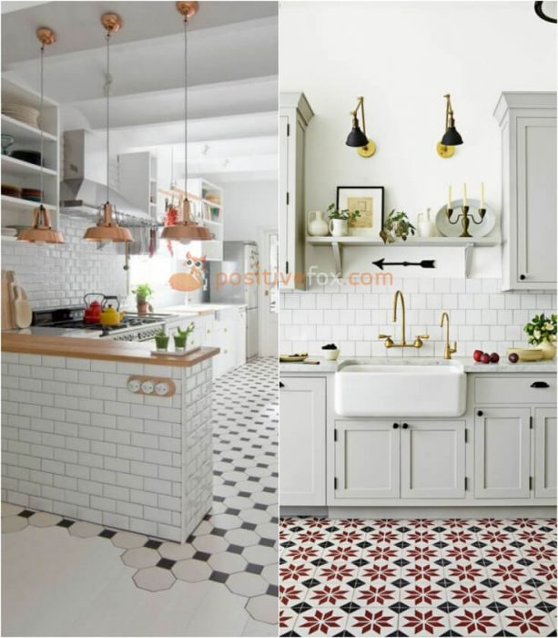 Kitchen Tile Flooring. Kitchen Flooring Ideas