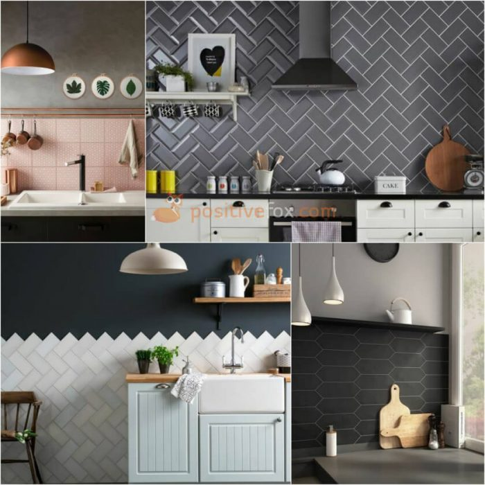 Kitchen Wall Decor. Kitchen Interior Design Ideas