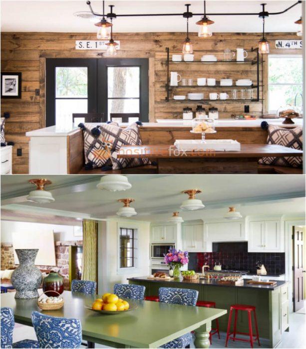 Kitchen Dining Area Lighting. Kitchen Lighting Ideas