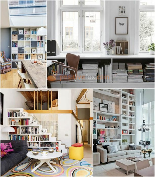 Living Room Storage Ideas. Home Storage Ideas
