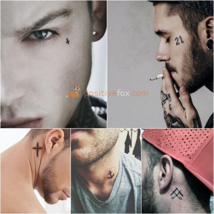 Tattoo Ideas Men Small: Small Tattoos Ideas For Men And Women
