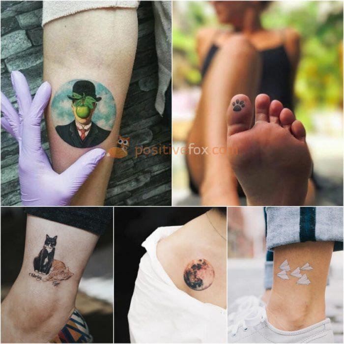Small Tattoos Ideas. Small Tattoos Designs