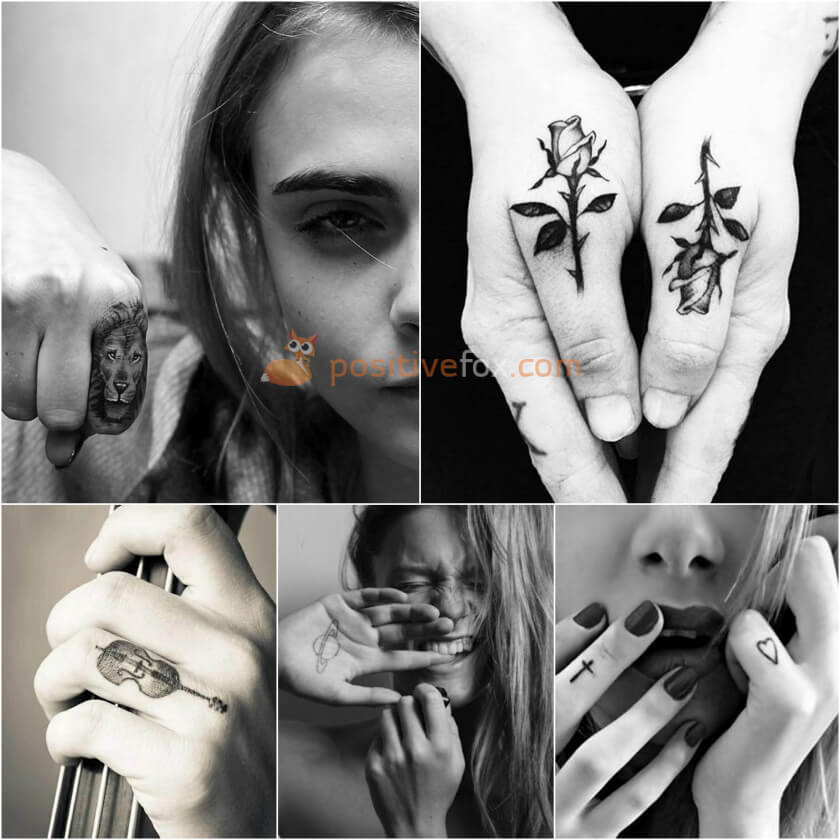 Small Tattoos for Girls. Small Tattoos Ideas