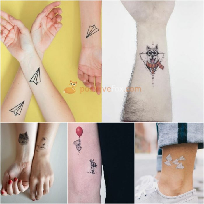 Tattoo Aftercare. Small Tattoos Ideas