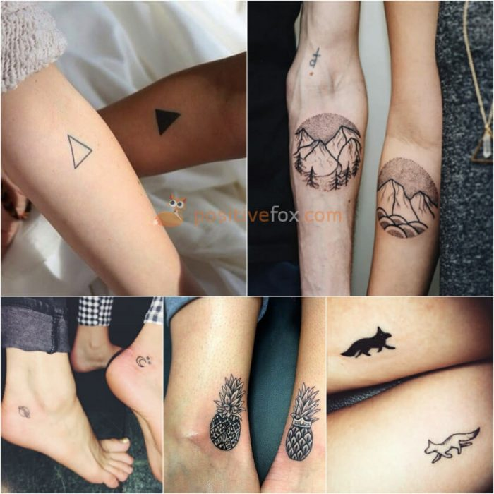 Best Friends Tattoos. Best Friend Tattoo Ideas