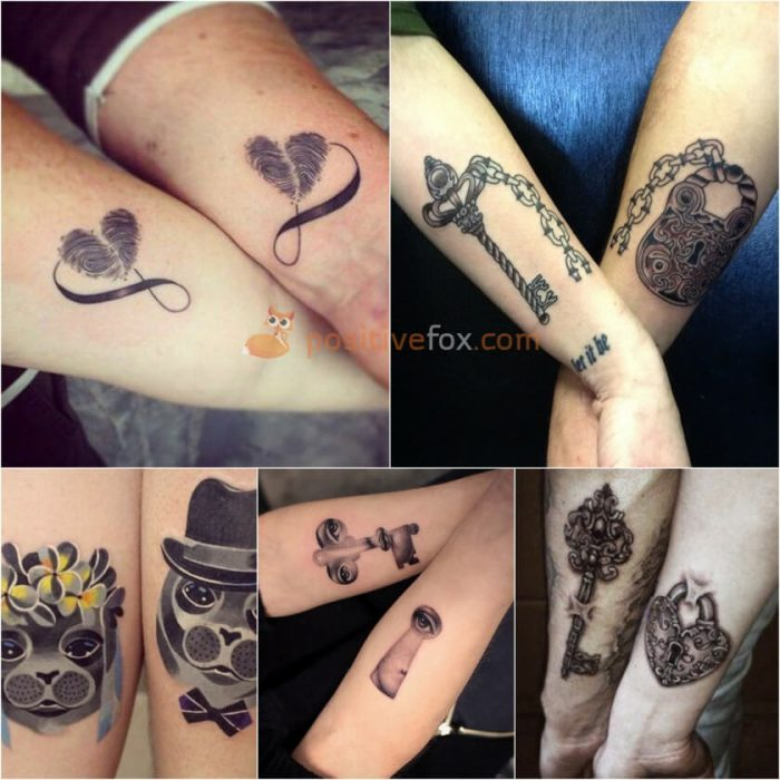 Couple Tattoos. Couple Tattoo Ideas