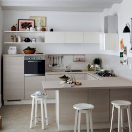 Small Kitchen Ideas- Small Kitchen Design Ideas