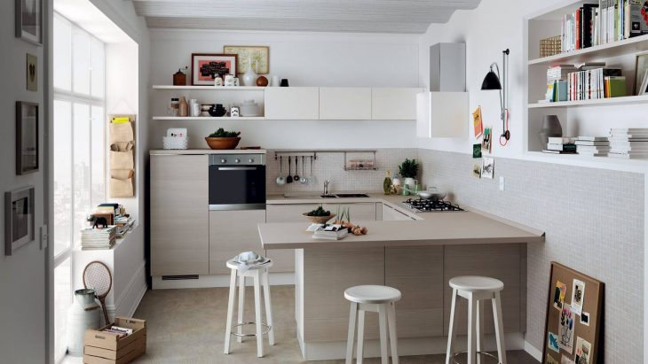50+ Small Kitchen Ideas - Best Kitchen Interior Design Ideas with Photos