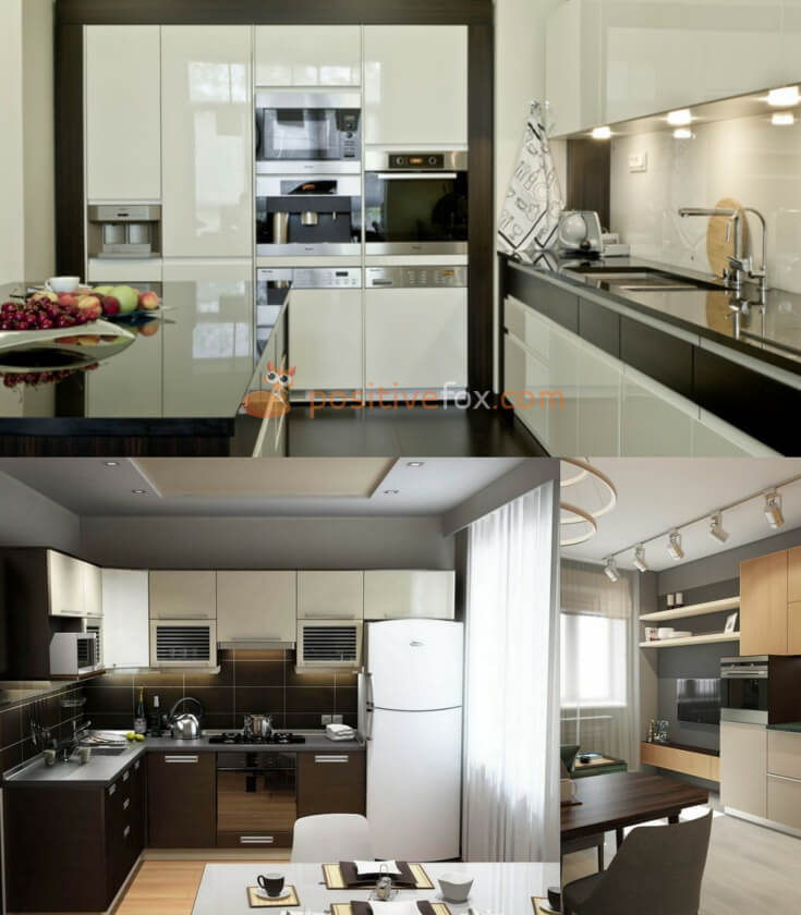 small kitchen design - Small Kitchen Interior Design Photos