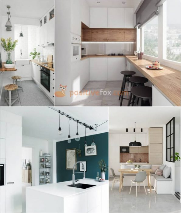 Small Kitchen Arrangement Ideas Part - 50: Small Kitchen Design Ideas ...