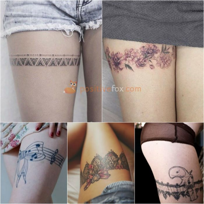 52708c37d Back of Thigh Tattoo Thigh Tattoos. Thigh Tattoo Ideas. Back of Thigh Tattoo