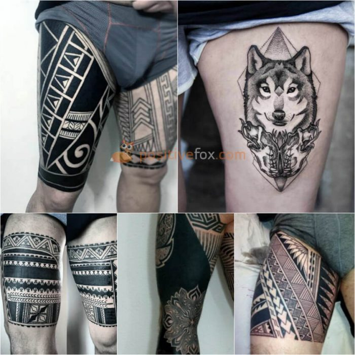 Best 60 Thigh Tattoos Ideas Tight Tattoos Ideas With Meaning