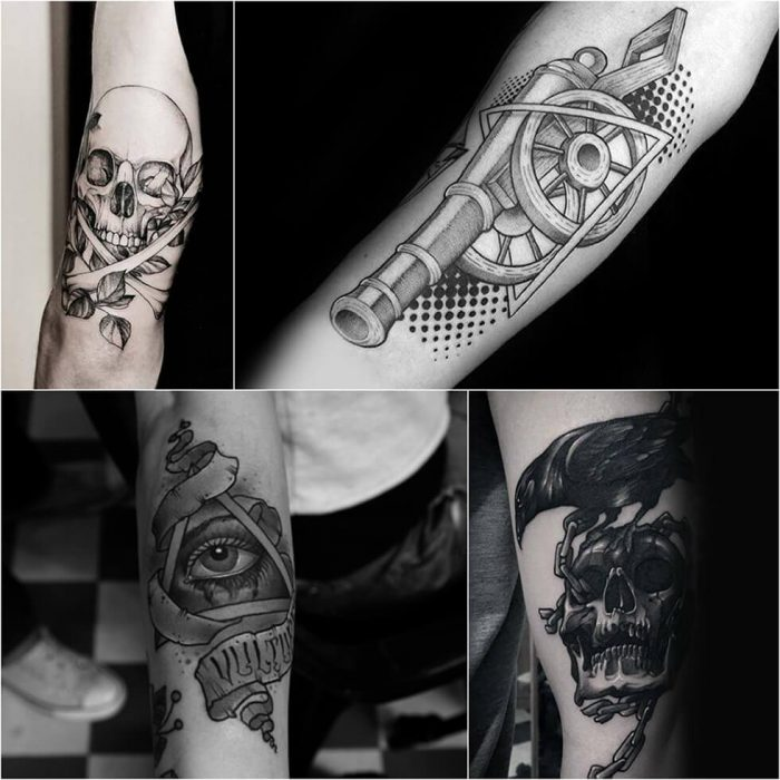 Forearm Tattoos. Forearm Tattoos Ideas. Forearm Tattoos for Men