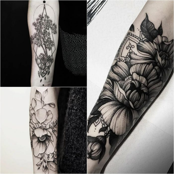 30 Tattoo Designs For Girls Ideas: Forearm Tattoos Designs With Meaning