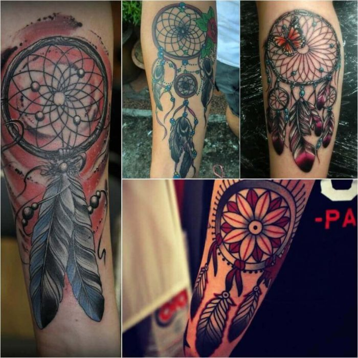 Dreamcatcher Tattoos for Men - Dreamcathcer Tattoos - Dreamcatcher Tattoo Ideas - Dreamcatcher Tattoo Meaning